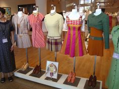 Collection of Nancy Drew dresses from the 2007 movie. #NancyDrew #Style #HerInteractive