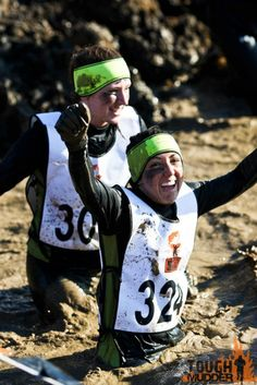 This is a huge goal of mine. to take part in a Tough Mudder  toughmudder.com