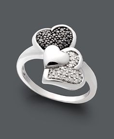Cute ring with heart....