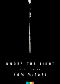 """Under The Light"" book cover by Chip Kidd"