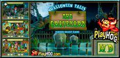 Halloween Tales - The Graveyard - Find Hidden Object Game [Download] @ niftywarehouse.com #NiftyWarehouse #Halloween #Scary #Fun #Ideas