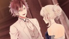 Heart Me ❤ #ayato #vampire #couple #diabolik lovers #sakamaki