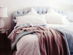 Pretty colors in the Bedroom
