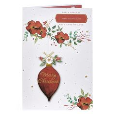 Christmas Card - Special Grandma With Stickers | Card Factory