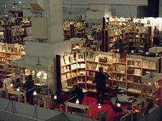 Frankfurt Book Fair 2013, antique books department