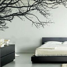 Tree Wall Art Stickers miss the peace and tranquility of a country garden? the little