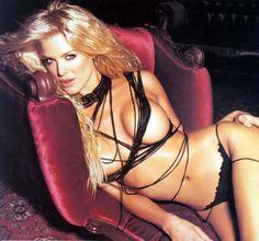 Victoria Silvstedt #lingerie #victoria #celebrity