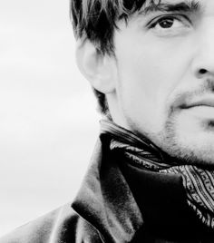 Blake Ritson in Black and White