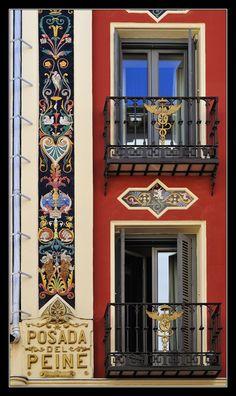 Posada del Peine, Madrid, Spain  Copyright: Francisco Salas