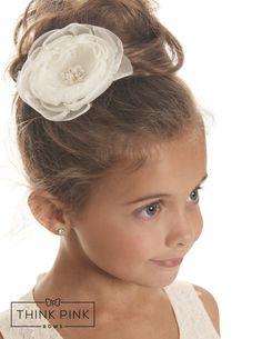 Blossom Beauty Clippie - Cream #All #Clip #cream