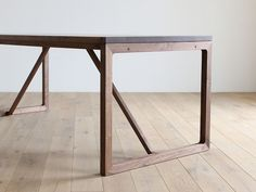 BISCOTTE Dining Table - PIANO ISOLA