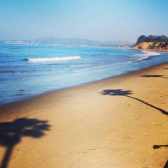 Butterfly Beach, Santa Barbara #sbseasons #sb #santabarbara  To subscribe visit sbseasons.com/subscribe.html