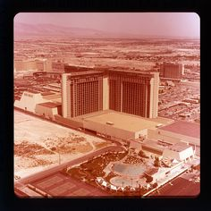 MGM before the fire, Las Vegas