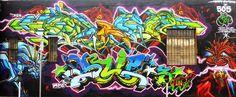 Big Walls By Slip - New York City (NY)
