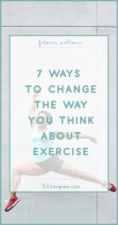 "You decided you need to be healthier and are fully aware you need to start exercising regularly and change the way you eat.  You understand that exercise will help you to stabilize your mood and help fight depression so in an attempt to get inspired, you scroll through Instagram and find a fit girl and you think ""I want to look like THAT. I few seconds scrolling her feed, you find some crazy booty exercise and immediately think ""I'd die if I try that"" Click through to change your mindset…"