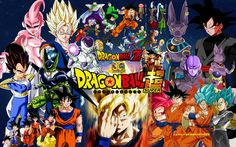 Next time i am going to make everyone a lot smaller and add a few more characters. but let me know wha. Dragon Ball Z And Super Wallpaper Team Wallpaper, Photo Wallpaper, Dragon Ball Z, 2048x1152 Wallpapers, Goku Pics, Popular Anime, Black Goku, Black Dragon, Backgrounds