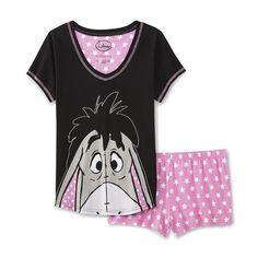 Eeyore Pajama Set - Lounge All Weekend in the Cutest Disney Pajamas