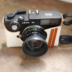 Leica CL Custom Leather Case