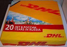 DHL Cake