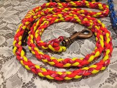Paracord Dog Leash 6 Cord