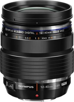 Olympus M.Zuiko Digital ED 12-40mm 1:2.8 PRO