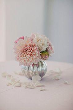 Dahlias & roses