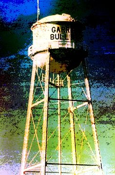 My photo of another Texas watertower