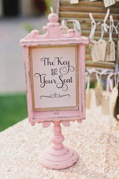 Key Escort Cards | Blush Golf Club Wedding  | Andrew Jade Photography