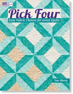 Pick Four by Sue Abrey