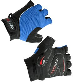 Aero Tech Childrens Gel Padded Fingerless Bike Gloves BLUE Bike Gloves, Cycling Gloves, Pro Bike, Black Kids, Cycling Outfit, Air Jordans, Youth, Sneakers Nike, Muffin Cups