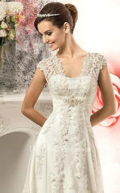 Shop affordable A-Line Sheath Mini Sweetheart Sleeveless Bell Cap Illusion Beading Appliques Illusion Court Train Illusion Lace-Up Back Lace Dress at June Bridals! Over 8000 Chic wedding, bridesmaid, prom dresses & more are on hot sale. Country Wedding Dresses, Sexy Wedding Dresses, Cheap Wedding Dress, Bridal Dresses, Wedding Gowns, Bridesmaid Dresses, Ivory Wedding, Backless Wedding, Ball Dresses
