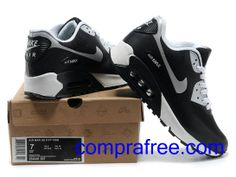 the best attitude 6bb4f 000ee Comprar barato hombre Nike Air Max Zapatillas (color blanco,negro,plata) en  linea en Espana.