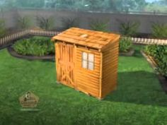Bayside 6 x 3 Lean to Cedarshed | BetterSheds.com