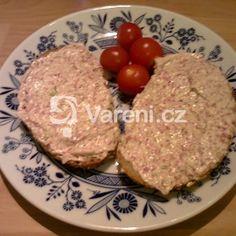 Fotografie receptu: Selská pomazánka Meat, Food, Eten, Meals, Diet