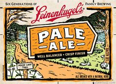 mybeerbuzz.com - Bringing Good Beers & Good People Together...: Leinenkugel's - Pale Ale 12oz Bottles