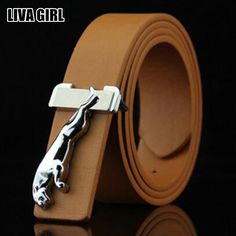 Liva Girl Casual Male Leopard Pattern Alloy Buckle Belts PU Leather Belts Business High Quality For Men's Accessories Gifts Leather Hats, Pu Leather, Mens Belts Fashion, Michael Jai White, Man Dressing Style, Versace, White Belt, Leopard Pattern, Punk