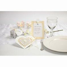 Gjør det selv, Invitasjon og bordpynt til bryllup