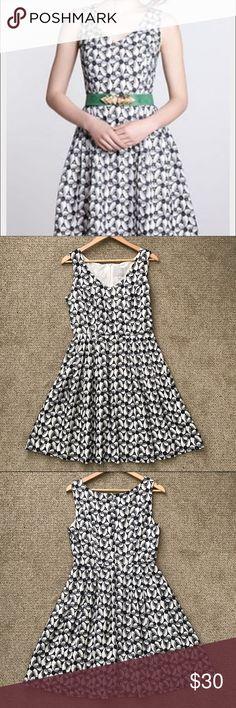 Anthropologie V-neck dress from Hi There Ephraim v-neck dress from Hi There by Karen Walker 100% cotton Anthropologie Dresses