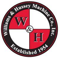 Williams & Hussey Machine Co., Inc. - Milford, New Hampshire USA