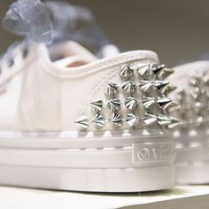 377e07253f ...  lovestory  lovestorynovias  victoria  victoriacustom   zapatillasdenovia  complementosdenovia  boda  wedding  bridalshoes  custom   studdedshoes⠀