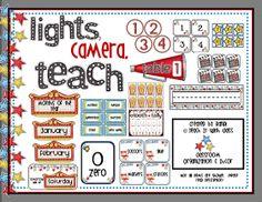Teach it With Class: Classroom Organization & Decor