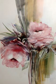 Luiza Sartori – Hobbies paining body for kids and adult Acrylic Painting Flowers, Oil Painting Abstract, Abstract Flowers, Watercolor Flowers, Watercolor Paintings, Arte Floral, Beautiful Paintings, Art Pictures, Flower Art