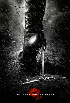 Another great The Dark Knight Rises poster. #TDKR