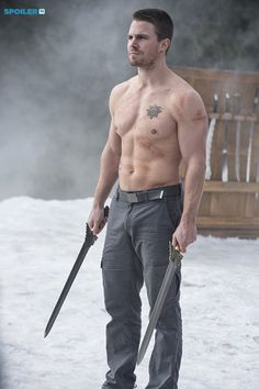 "Arrow - Oliver ""The Climb"" #3.9 #Season3 ♥"