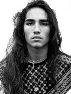 Willy Cartier. I only posted this because this man is the most beautiful man I have ever seen! llalalala