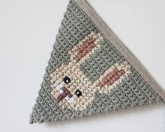 The Fox in the Attic: Bunting!
