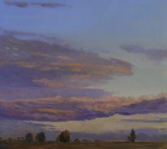 Peter Campbell – Last Light 18×20