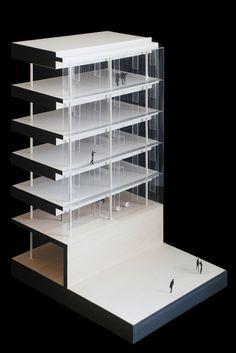 Architecture competition Lausanne