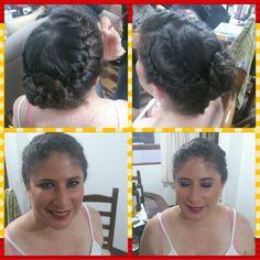 Riti. Hair.   Karina Makeup Anneliese