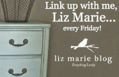 New Linky party on Liz Marie Blog.. A place where you can link up all your recent blog posts & show off your blogs!